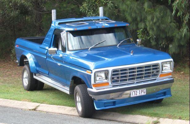 F-Trucks Australia